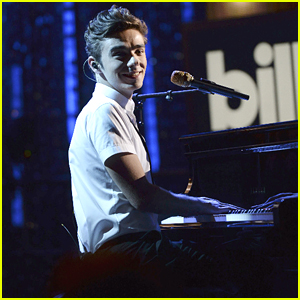 Nathan Sykes Performs 'Over & Over Again' On Dick Clark's Rockin' New Year's Eve 2016 - Watch Here!
