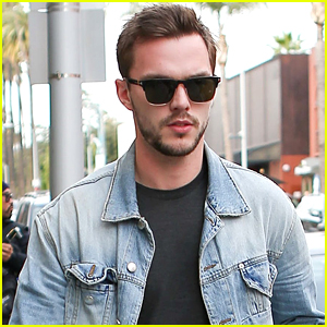 Nicholas Hoult Steps Out For Doctor's Appointment Before 'Mad Max' Oscar Noms