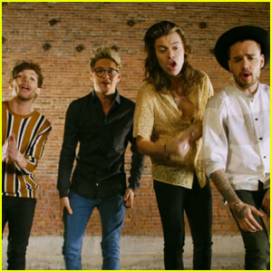 One Direction Takes a Look Back Over the Years in New 'History' Music Video - Watch Now!