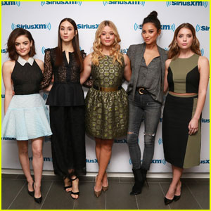 The 'Pretty Little Liars' Cast Takes New York City By Storm for Promo!
