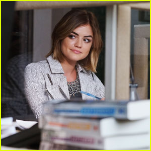 Aria Questions Ezra's Whereabouts on Tonight's 'Pretty Little Liars'