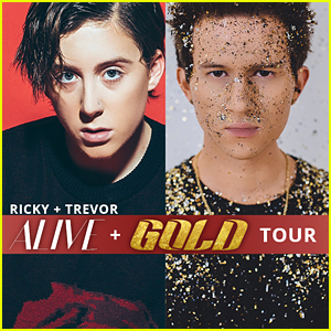 Trevor Moran & Ricky Dillon Announce 'Alive/Gold' Tour Coming This Year!