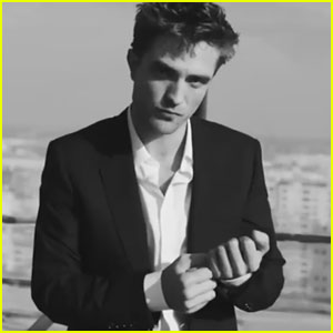 Robert Pattinson Makes Us Swoon in New 'Dior Homme' Fragrance Video