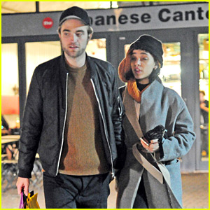 Robert Pattinson & FKA twigs Show They're Still Going Strong with Pre-NYE Dinner Date