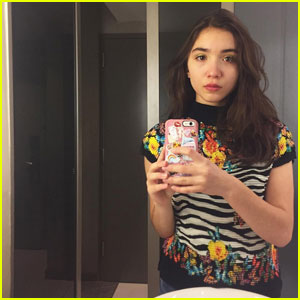 Rowan Blanchard Pens Thoughtful Piece on Why Apologies Aren't Always a Good Thing