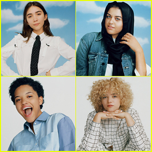 Rowan Blanchard & Kiersey Clemons Are Teen Vogue's 'New Faces of Feminism'