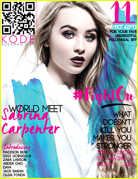 Sabrina Carpenter & Madison Beer Share Cover of 'Kode Mag' - See Them Both!