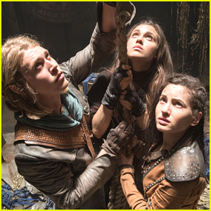 'The Shannara Chronicles' Premieres Next Week - See All The Pics Now!