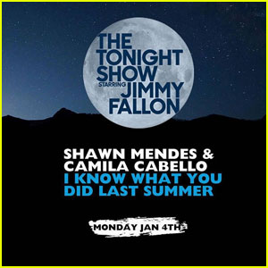 Camila Cabello is REALLY Excited About 'Fallon Tonight' With Shawn Mendes
