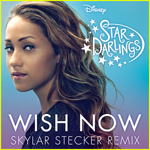 Skylar Stecker Drops 'Wish Now' From Disney's 'Star Darlings' - Listen Now! (Exclusive Premiere)
