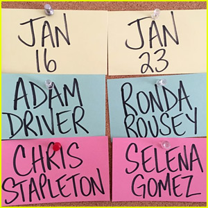 Selena Gomez Sets 'SNL' Musical Guest Debut!