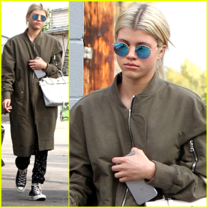 Sofia Richie Shows Off Brighter Blonde Hair On Instagram