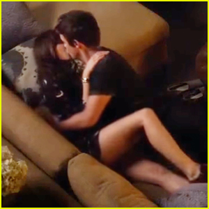 Spencer & Caleb Hooked Up On 'Pretty Little Liars'! Watch Their Makeout Scene Now!