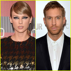 Taylor Swift & Calvin Harris Dine With Young Fan in Santa Monica (PHOTO)
