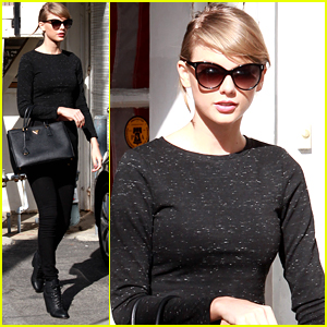 Taylor Swift Hangs With Selena Gomez After Shopping in LA
