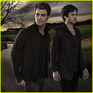 'The Vampire Diaries' Will End When Ian Somerhalder & Paul Wesley Want it to End
