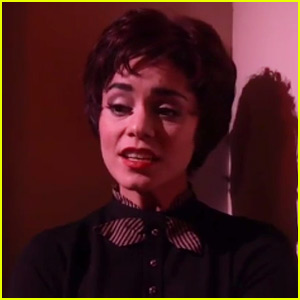 Vanessa Hudgens's 'Grease Live' Rendition of 'There Are Worse Things I Could Do' - Watch Now!