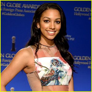 Miss Golden Globe Corinne Foxx - 5 Things to Know!
