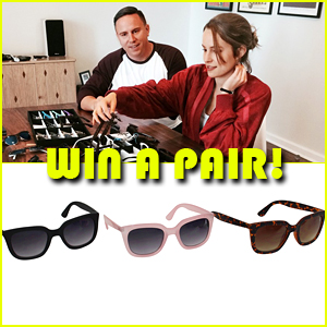 Win a Pair of Bridgit Mendler Designed Dicks Cottons Sunglasses From JJJ!