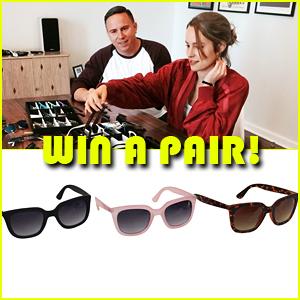 Win a Pair of Bridgit Mendler Designed Dicks Cottons Sunglasses From JJJ!