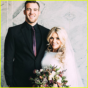 Witney Carson & Carson McAllister Tie The Knot on New Year's Day 2016!