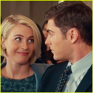 Julianne Hough Gets Upset With Zac Efron In New 'Dirty Grandpa' Clip - Watch Now!