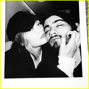 Gigi Hadid Shows Support for Zayn Malik's Favorite Team in New Photos!