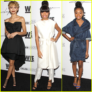 Zendaya Launches 'Daya' Shoe Collection With Star-Studded Party