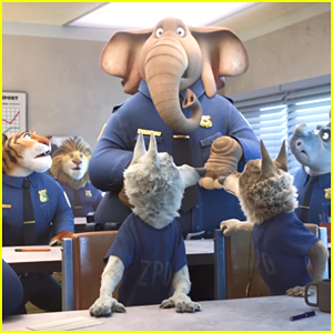 First 'Zootopia' Clip Calls Out Elephant In The Room - Watch Now!