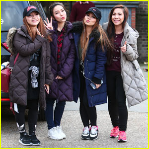4th Impact Get Ready for 'X Factor' Tour!