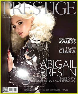 Abigail Breslin Is 'Down' To Become A Good Dancer with 'Dirty Dancing'