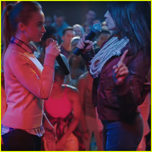Watch Sabrina Carpenter & Sofia Carson in 'Adventures in Babysitting' Trailer!