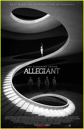 'Allegiant' Gets Stunning Poster Ahead of Film's March Debut