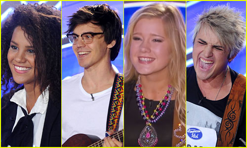 'American Idol' Top 24 for Final Season Revealed!