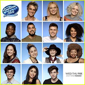 'American Idol' Season 15: Top 10 Singers Announced!
