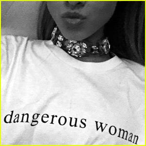 Ariana Grande Finally Shares Her Album's Name