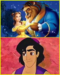Tumblr Fans Find 'Beauty & the Beast' & 'Aladdin' Connection