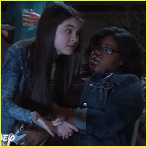 Cyd Punches Her New Crush In Exclusive Clip From 'Best Friends Whenever' - Watch Here!