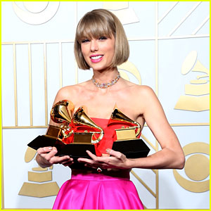 Taylor Swift Gets Congratulations From Calvin Harris After Grammy Wins