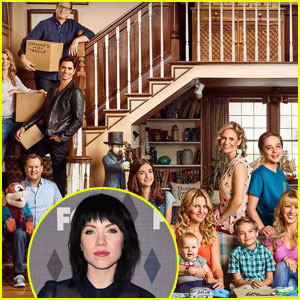 Carly Rae Jepsen Sings 'Everywhere You Look' for 'Fuller House' Theme - Listen Here!