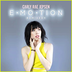 Carly Rae Jepsen To Drop Special 'E•MO•TION' Remixed Album