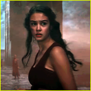 'Gods of Egypt' Game Day TV Spot Reveals New Courtney Eaton Scenes - Watch Now!