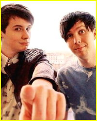 DanIsNotOnFire & AmazingPhil Talk About Friendships With Other Social Stars