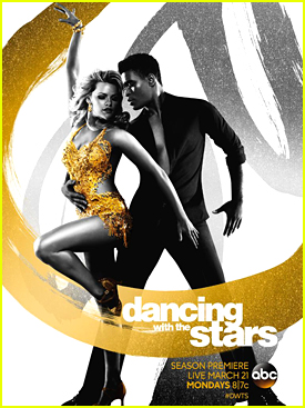 Witney Carson & Keo Motsepe Heat Up 'Dancing With The Stars' Season 22 Poster - See It Here!