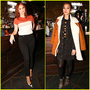 Debby Ryan & Jamie Chung Celebrate Madewell X Daryl K Collection Launch