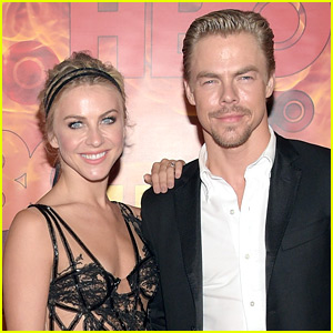 Derek Hough Sends Sweet Message to Julianne Hough After 'Grease: Live'!