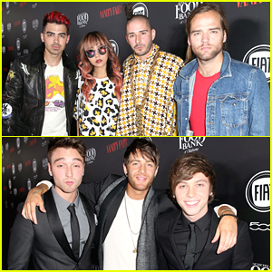 DNCE Hit Vanity Fair's Young Hollywood Party After Selena Gomez Tour Announcement