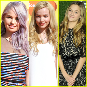 Debby Ryan, Dove Cameron & Lizzy Greene Share Cute KCA Nomination Reactions
