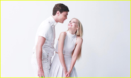 Dove Cameron & Ryan McCartan Dish the Do's & Don'ts of Valentine's Day (JJJ Exclusive)