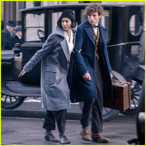 'Fantastic Beasts and Where to Find Them' Gets a New BTS Featurette - Watch Now!